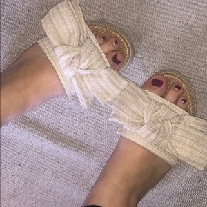 Altrd state platform bow sandals